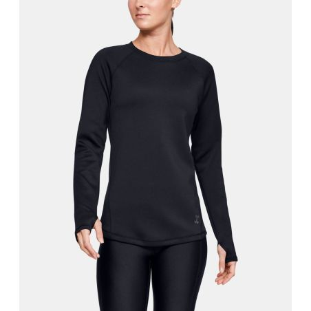 חולצת אנדר ארמור לנשים Under Armour Women's Cold Gear Long Sleeve Shirt