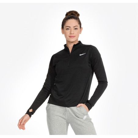 חולצת נייק לנשים Nike Pacer Women's Half-Zip Running Top