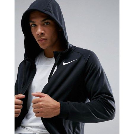 ג'קט נייק לגבר Nike Dri-Fit Men's Full-Zip Training Hoodie