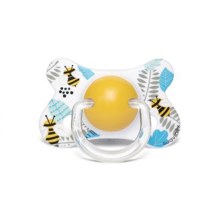 מוצץ דבורים צהוב 4+18 סובינקס