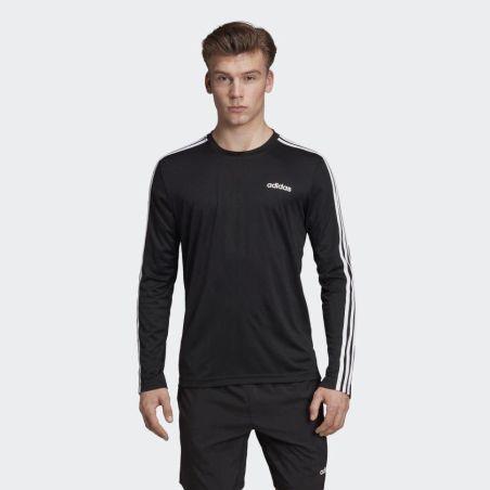 חולצת אדידס DESIGNED 2 MOVE CLIMALITE 3-STRIPES TEE