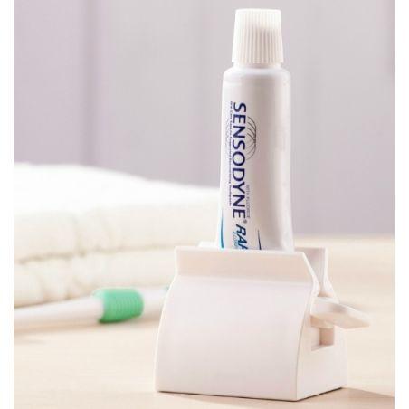 מעמד סוחט משחת שיניים מתגלגל