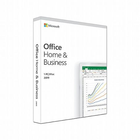 תוכנת Office Home and Business 2019 Win English Medialess