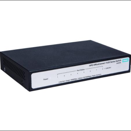 רכזת רשת / ממתג HP 1420-8G JH329A