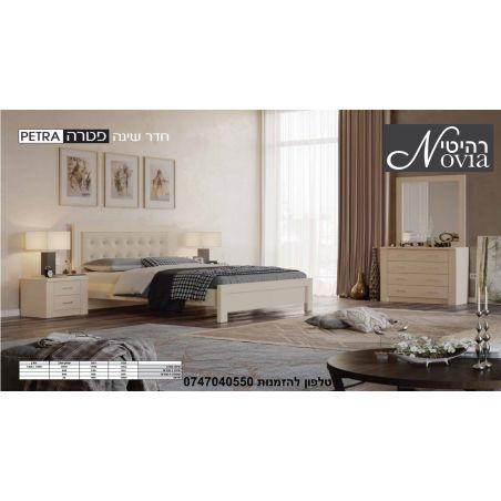 חדר שינה פטרה