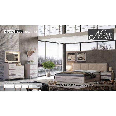 חדר שינה נובה
