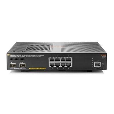 רכזת רשת / ממתג HP Aruba 2930F-8G PoE+ 2SFP+ Switch JL258A