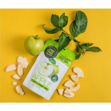 חטיף תפוחים קראנצ׳י - 20 גרם