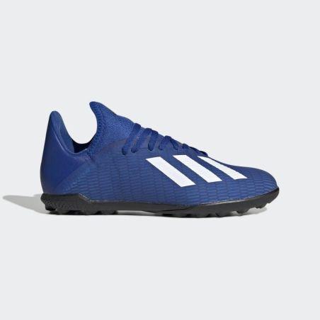 נעלי קטרגל לילדים ונוער | Adidas X 19.3 Tf J Eg7172