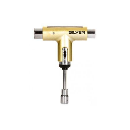 Silver - מפתח ברגים ראצ'ט לסקייטבורד