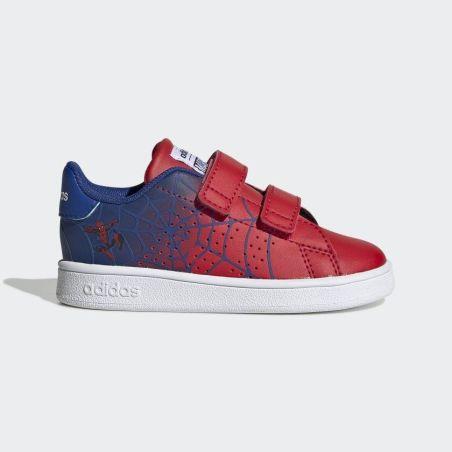 נעלי ספיידרמאן אדידס לתינוקות | Adidas Advantage Shoes
