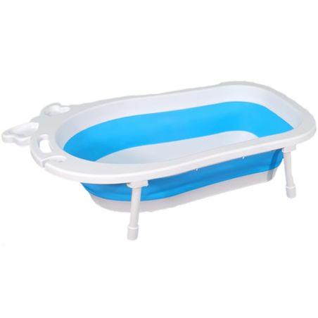 אמבטיה סיליקון דגם פרפר Baby michel