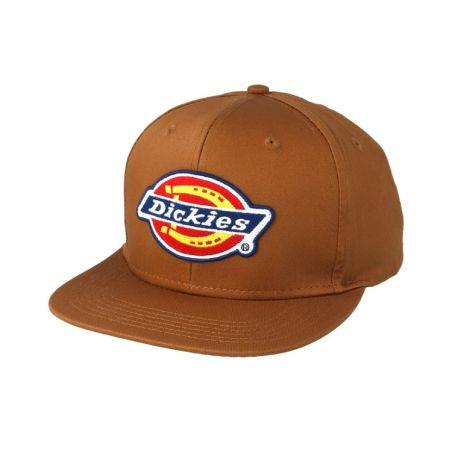 Dickies - כובע לוגו בחום
