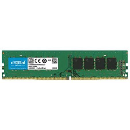 זיכרון למחשב נייח 16GB 2666Mhz Crucial CT16G4DFD8266