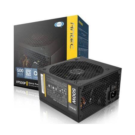 ספק כח PLUS 500watt Active PFC ANTEC VP500P 80