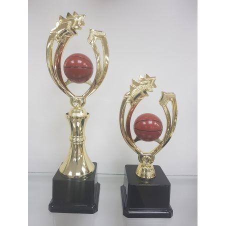 סט (2 יח ) גביע/פסלון  כדורסל