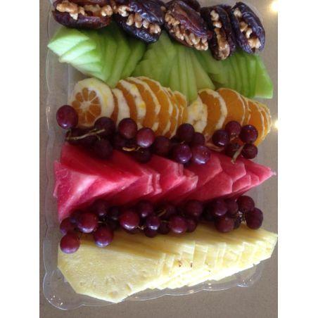 מגש פירות עונה טריים