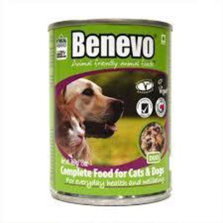 שימור BENEVO - מזון מלא