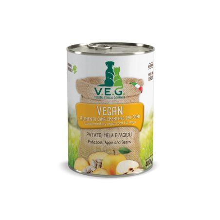 שימור VEG - תפוח אדמה תפוח עץ ושעועית