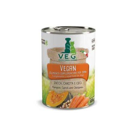 שימור VEG - גזר, דלעת וחומוס