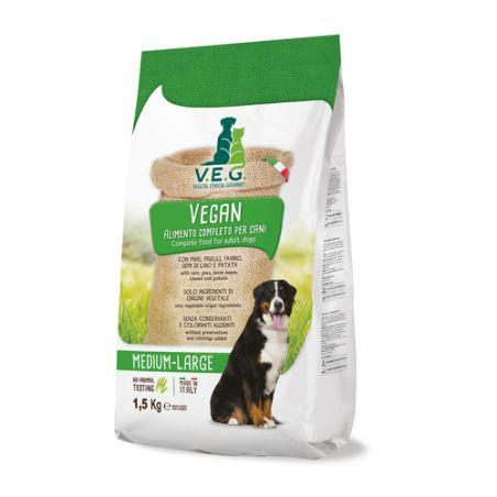 VEG מזון טבעוני לכלבים 12 ק