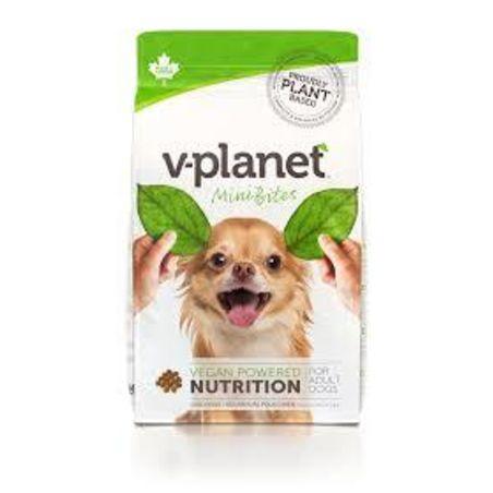 V-PLANET מזון טבעוני לכלבים ללא סויה ותירס