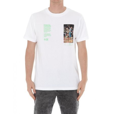 OFF-WHITE - PASCAL PAINTING S/S T-SHIRT