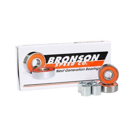 Bronson - לאגרים לסקייטבורד אבק 7