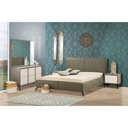 חדר שינה זוגי מיכל