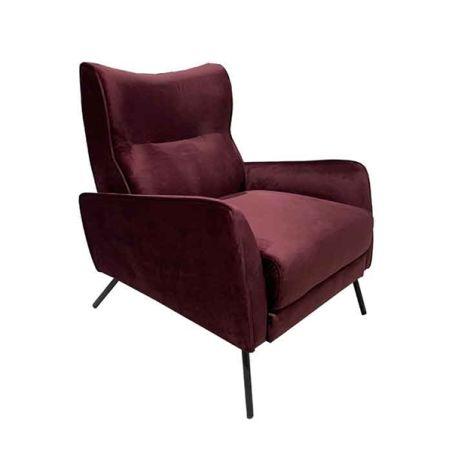 כורסא מוד בורגני
