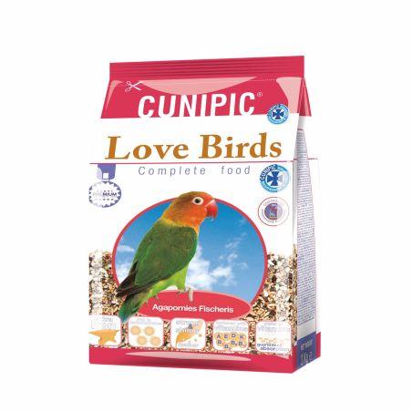 קוניפיק- מזון סופר פרימיום לציפורי אהבה- CUNIPIC