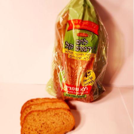 לחם 7 דגנים קל