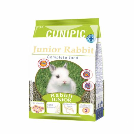 קוניפיק מזון לגורי ארנבים