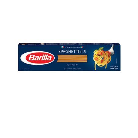 ברילה פסטה ספגטי מס' 5 500 גרם