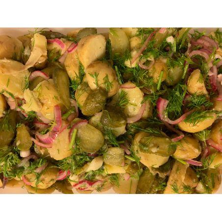 סלט תפוחי אדמה אלזסי