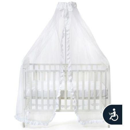 כילה למיטת תינוק/ עריסה/ לול