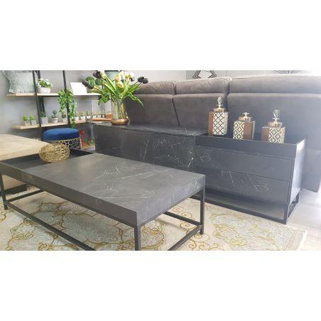 מזנון ושולחן שיש