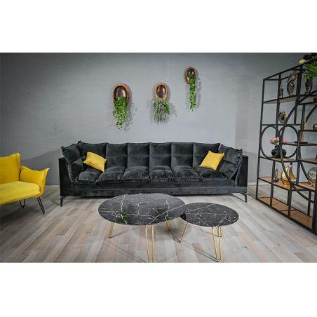 ספה ארוכה  מעוצבת דגם DREAM