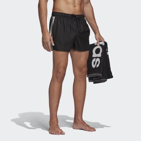 שורט שחיה אדידס Adidas 3-Stripes Clx Swim Shorts
