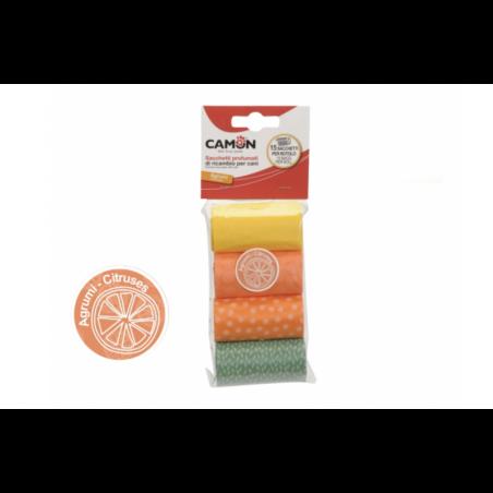 שקיות לאיסוף צואה בריח תפוז