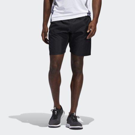 שורט אדידס לגברים Adidas 3 Stripes 8 Inch Shorts
