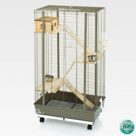כלוב מכרסמים 66X45X140