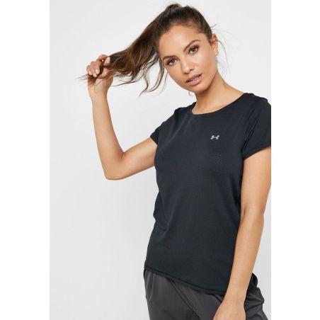 חולצת אנדר ארמור נשים   Under Armour HeatGear T-Shirt
