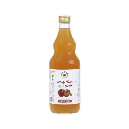 חומץ תפוחים אורגני 750 מ'ל