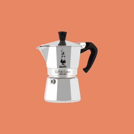 מקינטה ביאלטי אספרסו - 2 כוסות קפה