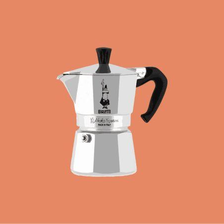 מקינטה ביאלטי אספרסו - 3 כוסות קפה