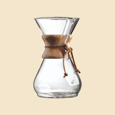 קנקן פילטר קמקס - 8 כוסות