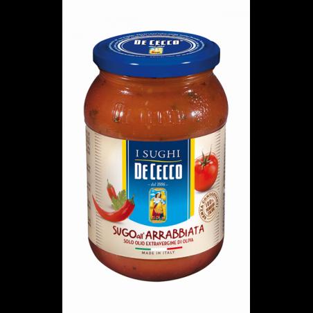 רוטב עגבניות ארביאטה חריף