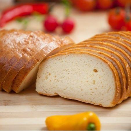 לחם לבן ביתי ללא גלוטן
