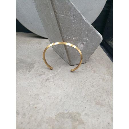צמיד רייבון - זהב